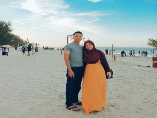 Nurhaffiezlya ikut kemahuan suami beraya di rumah mertua