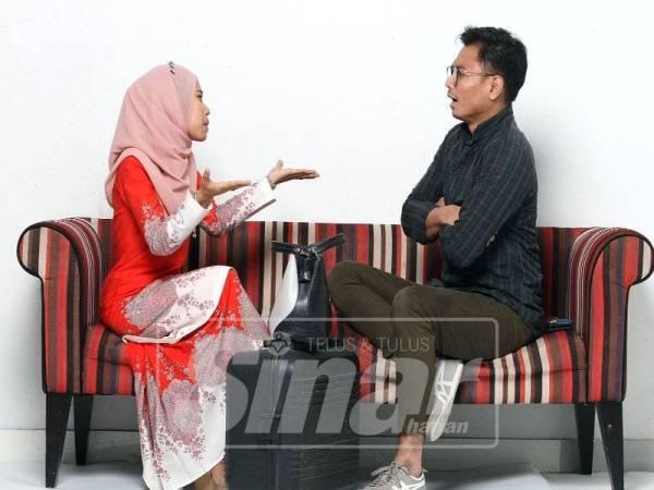 Gambar hiasan; amalkan sistem giliran untuk elakkan pergaduhan suami isteri