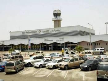 lapangan terbang Abha di Arab Saudi - Google