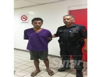 Mohd Sukri dipenjara tujuh bulan dan didenda RM1,000 oleh Mahkamah Majistret Kuala Terengganu hari ini kerana mencuri sebuah televisyen bernilai RM830.