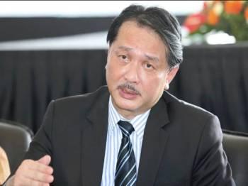 Dr Noor Hisham Abdullah