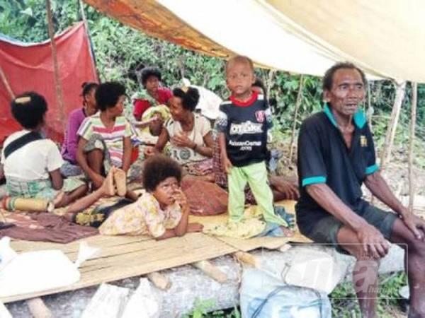Image result for tragedi orang2 asal di Kuala Koh