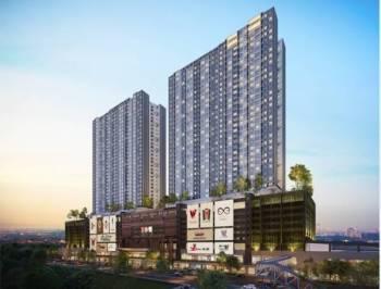 Pembangunan You City III yang terletak di Cheras, Kuala Lumpur.