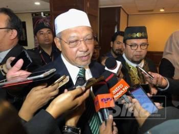 Ahmad ketika ditemui selepas persidangan DUN Kelantan di sini.