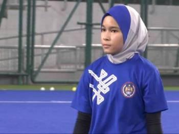 Siti Zulaikha. - Foto Stadium Astro