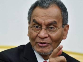 Menteri Kesihatan Datuk Seri Dr Dzulkefly Ahmad - Foto Bernama