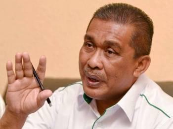 Datuk Takiyuddin Hassan - Foto Bernama