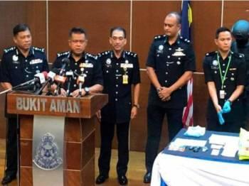 Kamarulzaman Mamat sahkan anak kepada Menteri Pertahanan, Mohammad Sabu, Ahmad Saiful Islam akan dibicara Julai ini. - Foto Astro Awani/ FAREZ AZMAN