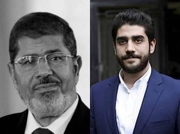 Abdullah (kanan) akhirnya bersuara tentang kematian bapanya.
