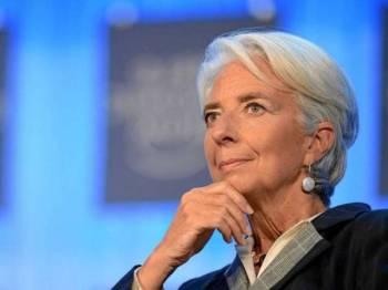 Christine Lagarde. - Foto sumber internet