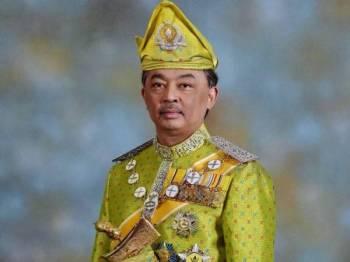 Yang di-Pertuan Agong Al-Sultan Abdullah Ri'ayatuddin Al-Mustafa Billah Shah