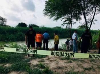 Gambar lelaki Salvador tersebut bersama anak perempuannya yang mati lemas ketika mahu menyeberangi sungai ke AS cetus pelbagai reaksi masyarakat antarabangsa.