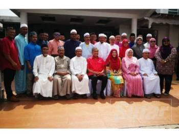 Ahmad Zahid bersama UMNO Sungai Petani serta barisan kepimpinan parti itu.