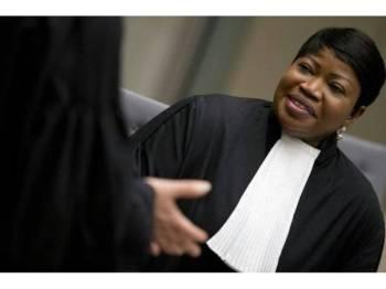 Bensouda mahu meminta hakim ICC membuka siasatan penuh ke atas isu kekejaman tentera Myanmar ke atas penduduk Rohingya.