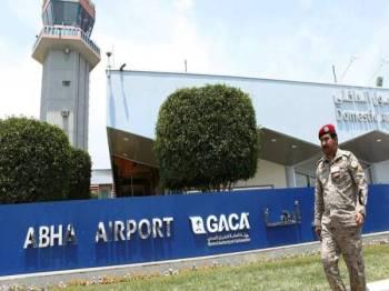 Serangan misil pemberontak Houthi ke atas Lapangan Terbang Antarabangsa Abha di wilayah Asir pada 12 Jun lalu mencederakan 26 orang awam.