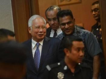 Najib - FOTO ARKIB