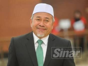 Tuan Ibrahim - FOTO SHARIFUDIN ABDUL RAHIM