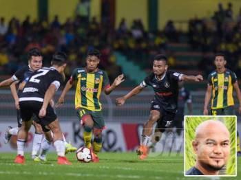 Pertembungan Kedah dan Pahang bagi aksi Liga Super 2019 di Stadium Darul Aman pada 14 Jun lalu berkesudahan tanpa jaringan. FOTO - AHMAD ZAKI OSMAN