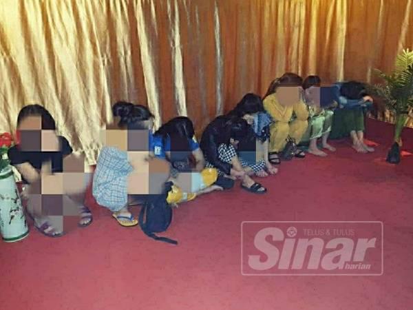 Pelacur Vietnam paling ramai ditahan polis dalam tempoh enam bulan pertama tahun ini diikuti Thailand dan China.