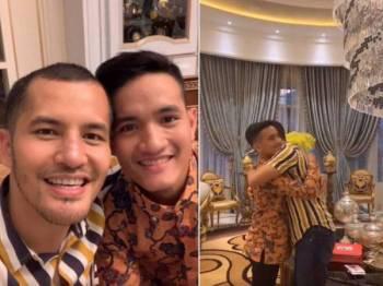 Foto Instagram Datuk Aliff Syukri