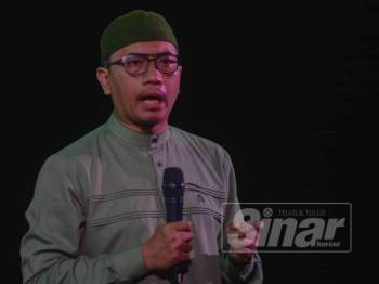 Muhammad Khalil Abdul Hadi - FOTO SHARIFUDIN ABDUL RAHIM
