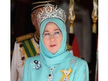 Raja Permaisuri Agong, Tunku Azizah Aminah Maimunah Iskandariah