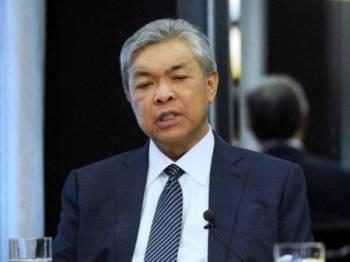 Dr Ahmad Zahid Hamidi