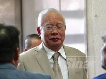 Datuk Seri Najib Tun Razak - Foto Arkib