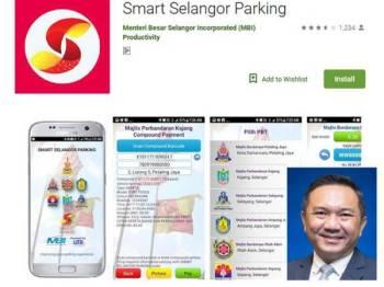 Aplikasi SSP kini boleh digunakan di kawasan bawah seliaan DBKL dan beberapa PBT di negeri ini. - Gambar kecil: Ng Sze Han