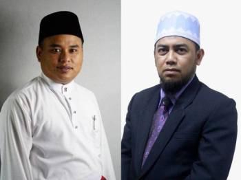 Mohd Ariff dan Ahmad Faisal