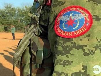 Myanmar menyifatkan Tentera Arakan sebagai sebuah organisasi pengganas.