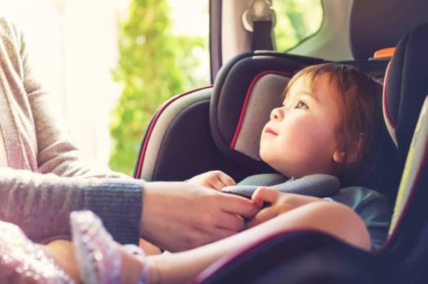 PEMILIHAN kerusi kanak-kanak mesti menepati piawaian antarabangsa atau ISOFIX.