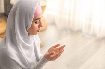 Wanita yang berhadas besar diharuskan,e,baca al-Quran yang berbentuk zikir dan doa. -GAMBAR HIASAN.