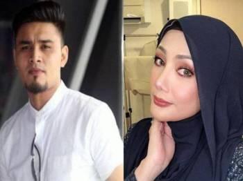 Shahir Zawawi dan Erra Fazira