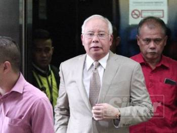 Najib Tun Razak - Foto arkib