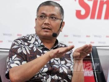 Dr Shamsul Anuar Nasarah