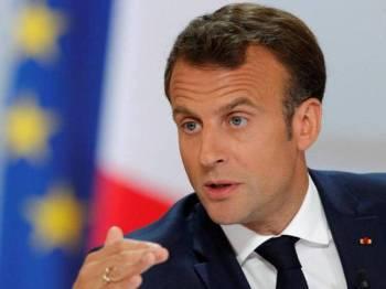 Presiden Perancis, Emmanuel Macron