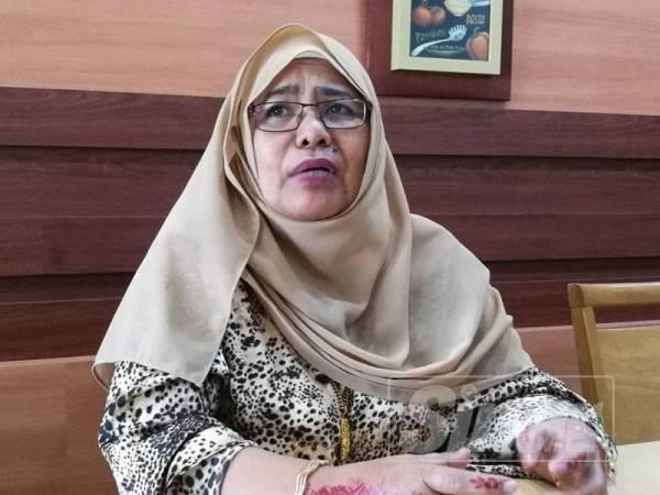Datuk Hamidah Osman