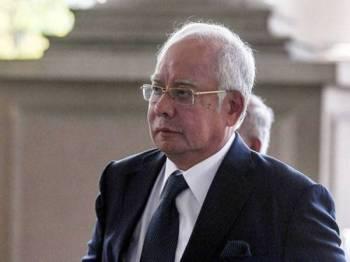 Najib - Foto fail Bernama