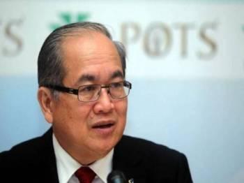 Datuk Amar Douglas Uggah Embas
