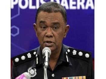 Ketua Polis Daerah Sepang, Asisten Komisioner Abdul Aziz Ali.