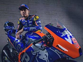 Masa hadapan Hafizh menjadi tanda tanya apabila Red Bull KTM Tech 3 mengikat kontrak dengan pelumba dari Afrika Selatan Brad Binder.