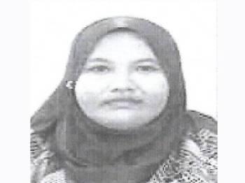 Siti Syazana dilapor hilang sejak Ahad lalu.