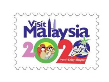 Logo Tahun Melawat Malaysia 2020 yang menerima kritikan dan kecaman hebat daripada orang ramai sebelum ini.