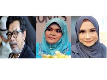Jalil Hamid, Aishah, Mila Jirin