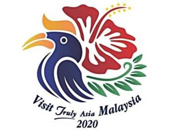 Logo Tahun Melawat Malaysia 2020.