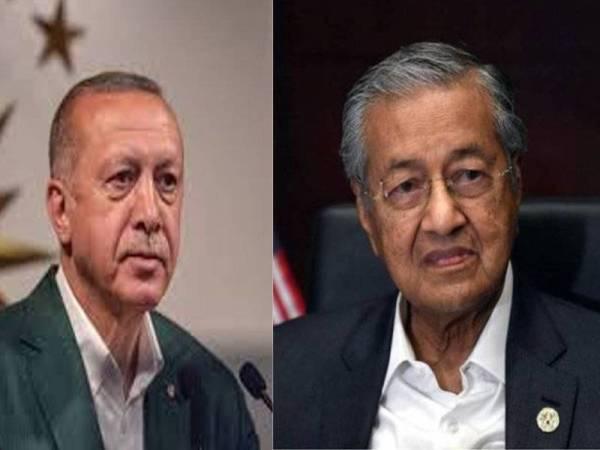 Recep Tayyip Erdogan, Tun Dr Mahathir Mohamad