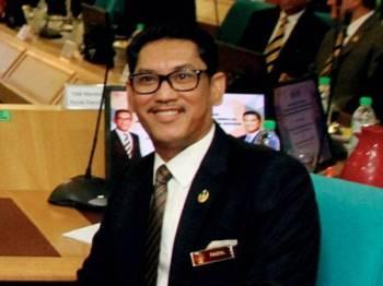 Ahmad Faizal Azumu  - Foto Bernama