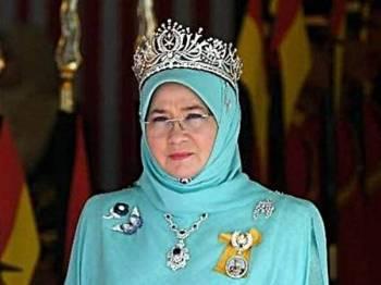 Tunku Azizah Aminah Maimunah Iskandariah