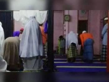 Amalan zikir sambil rukuk dan bangun berdiri secara berulang kali seperti dilakukan jemaah sebuah surau di Kampung Bantal Seberang didapati tidak bercanggah dengan akidah serta ajaran Islam.